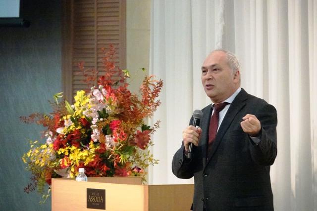 第62回せいしん経済講演会」を開催しました:静清信用金庫