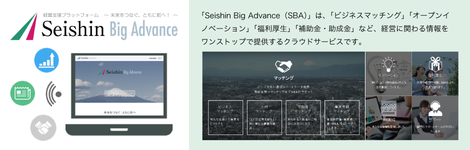 Seishin Big Advance